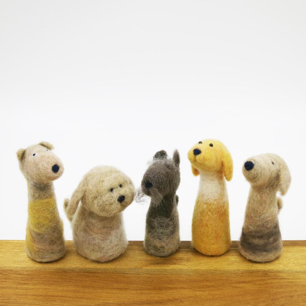 feltwithlove - 羊毛毯飾物